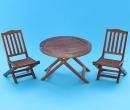 Cj0065 - Set of garden furniture
