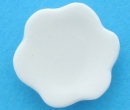 Cw0116 - Small white plate