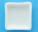 Cw0224 - Small white plate