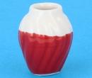 Cw1127 - Vaso decorato