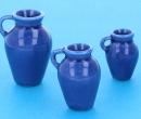 Cw1704 - Set of 3 jars