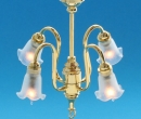 Lp0008 - Ceiling lamp with 4 lights