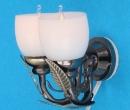 Lp0127 - Lampe 2 tulipes