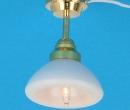 Lp0136 - Plafonnier blanc