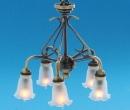 Lp0149 - Lámpara 5 brazos