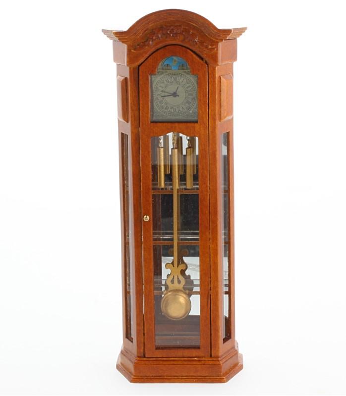 Mb0748 - Horloge sur pied