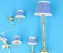 Ou0018 - Set de lamparas