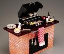 Re17122 - Barbecue con accessori