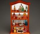 Re17155 - Shelf with liquors