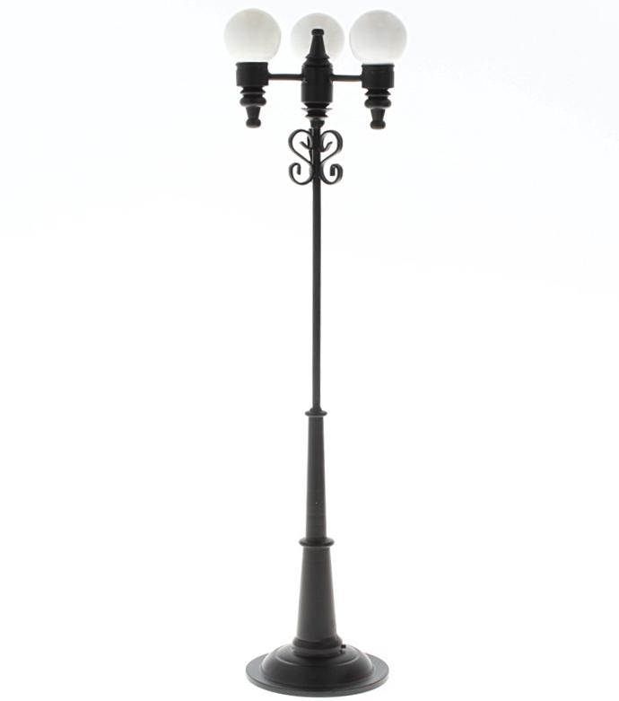 Lp4017 - Lampadaire à 3 bras LED