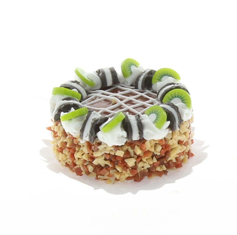 Sm0029 - Chocolate Cake with Kiwi
