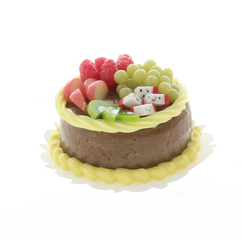 Sm0038 - Gâteau aux fruits