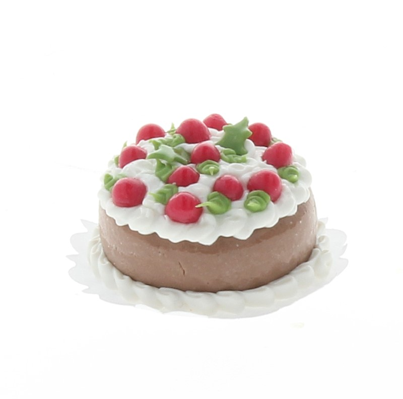 Sm0046 - Gâteau au chocolat et à la crème