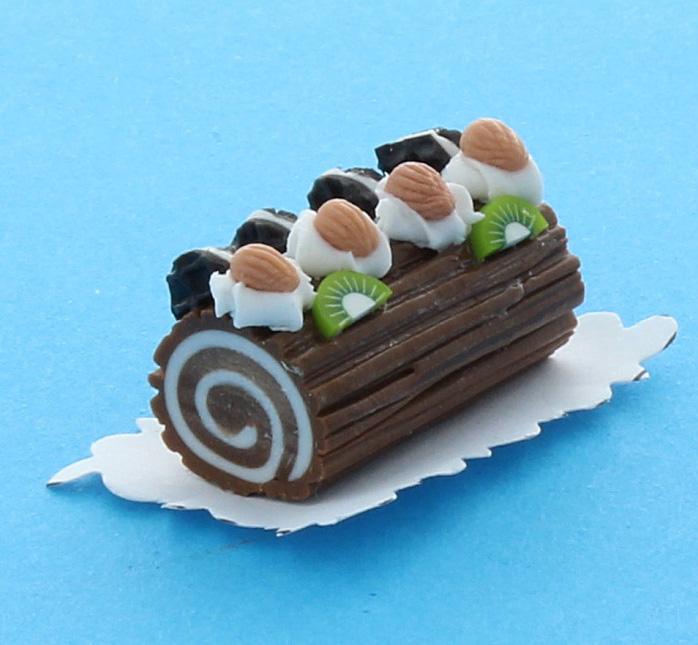 Sm0057 - Brazo de gitano de chocolate