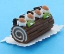 Sm0057 - Chocolate Swiss Roll