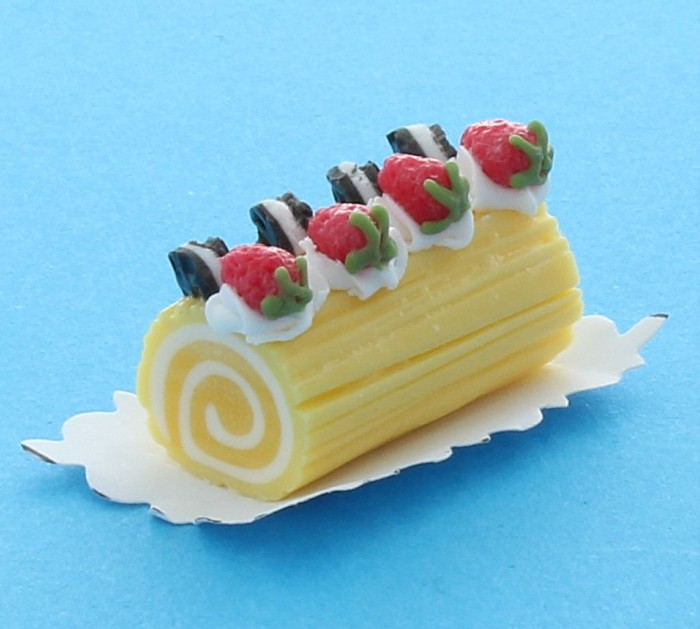 Sm0061 - Gâteaux rouler au citron