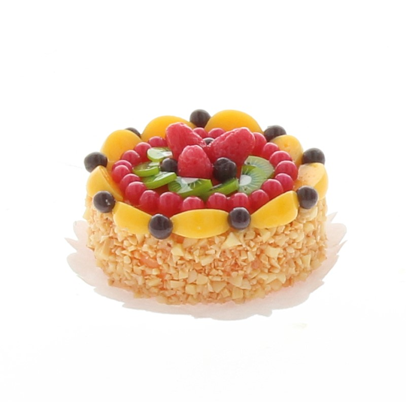 Sm0105 - Gâteau aux fruits