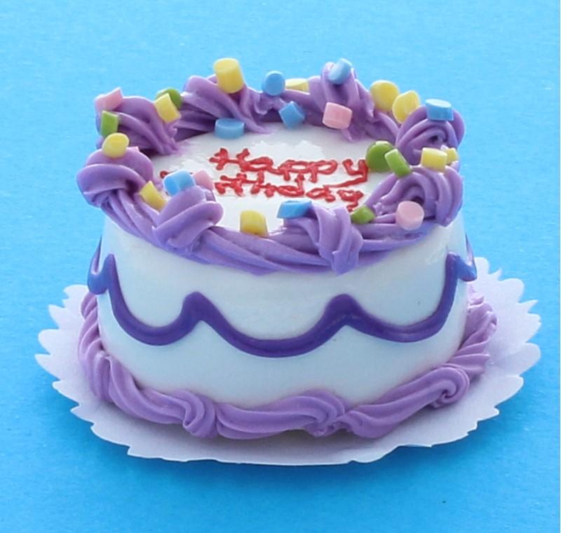 Sm0521 - Gâteau d anniversaire