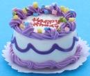 Sm0521 - Geburtstagstorte