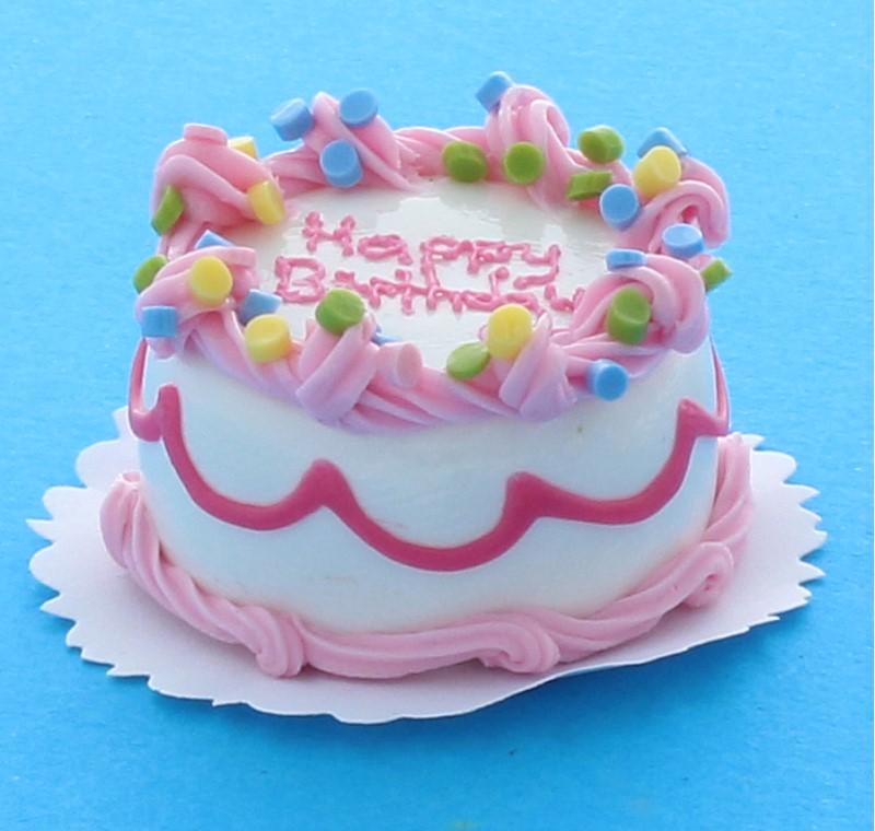 Sm0522 - Gâteau d anniversaire