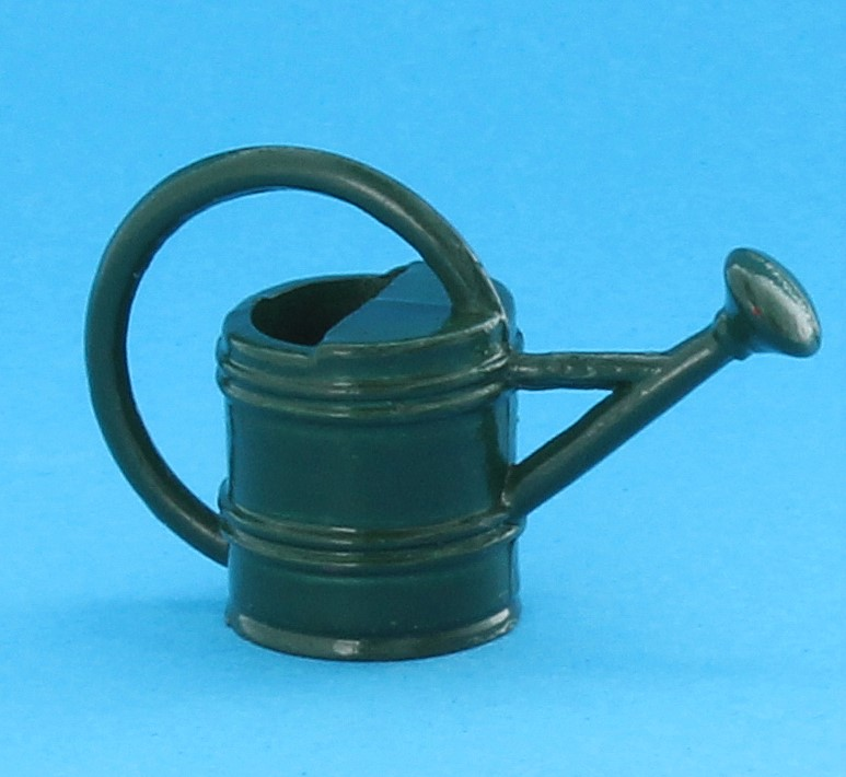 Tc0072 - Green watering can
