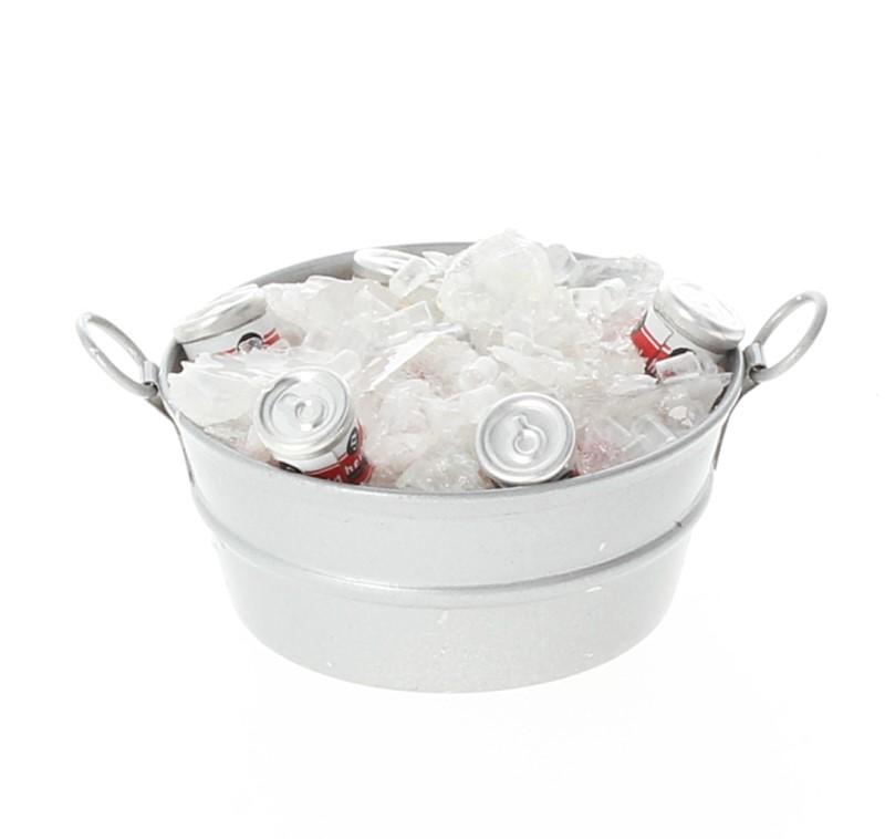 Tc0775 - Cubo con bebidas