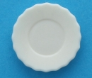 Tc1087 - Four white plates