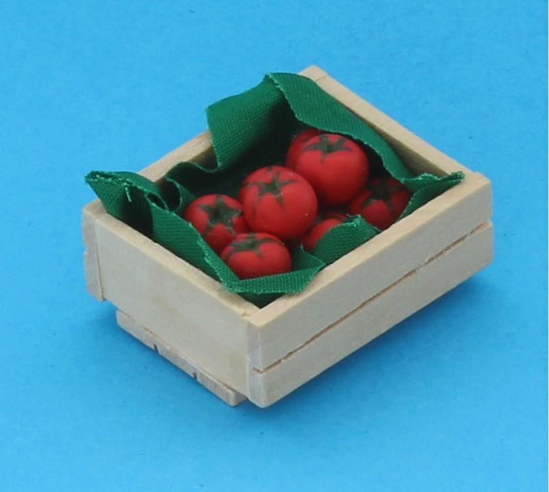 Tc1093 - Caja de tomates