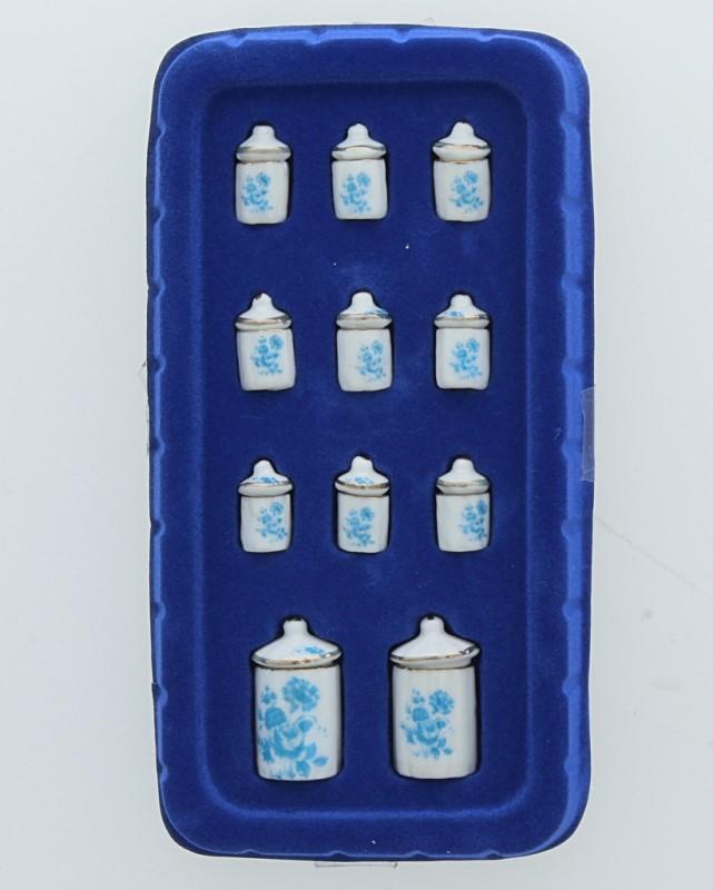 Tc1122 - Pots de pharmacie