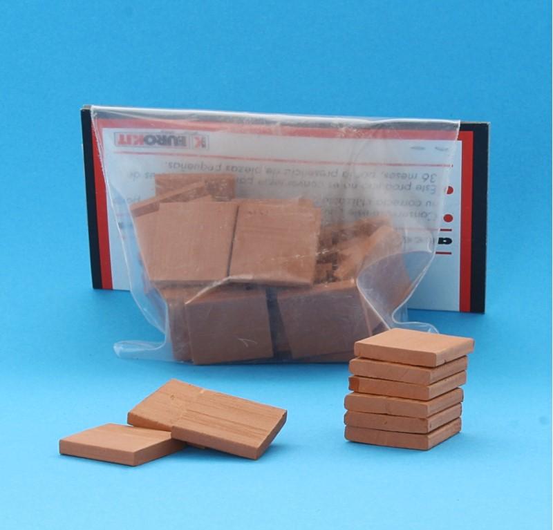 Cm0010 - Ceramic tile in scale 1/10