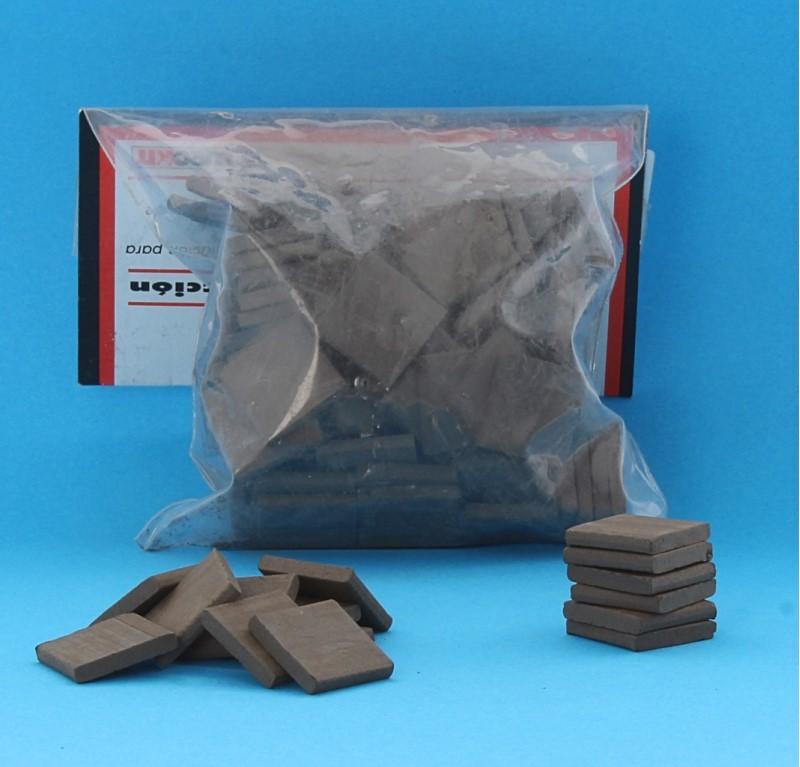 Cm0009 - Black ceramic tile