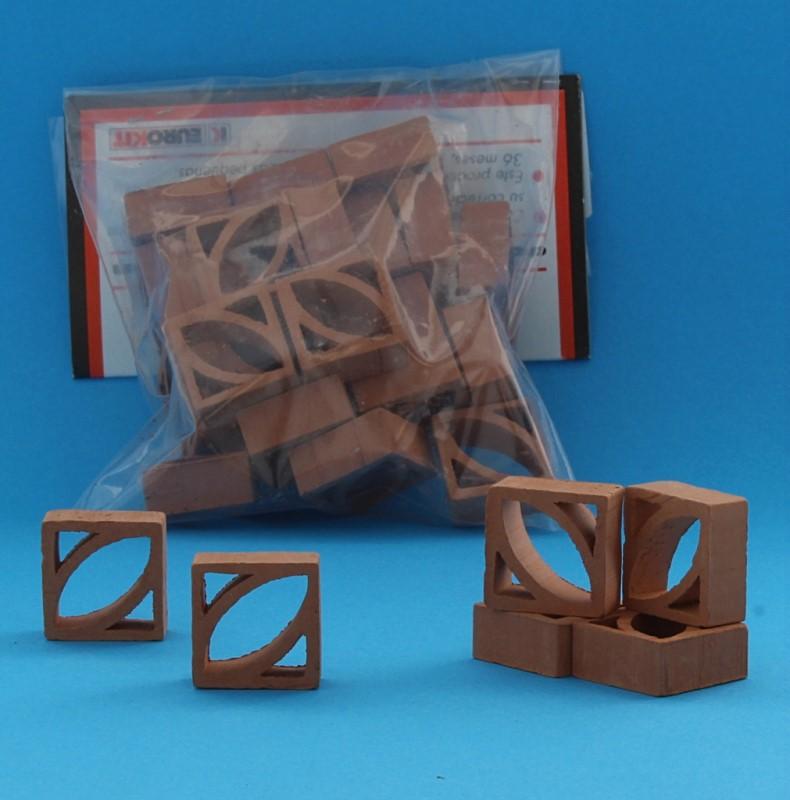 Cm0002 - 1/10th scale ceramic lattice
