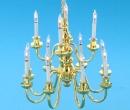 Lp0150 - Lámpara de techo 12 velas