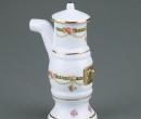 Re17630 - Stufa vittoriana di porcellana