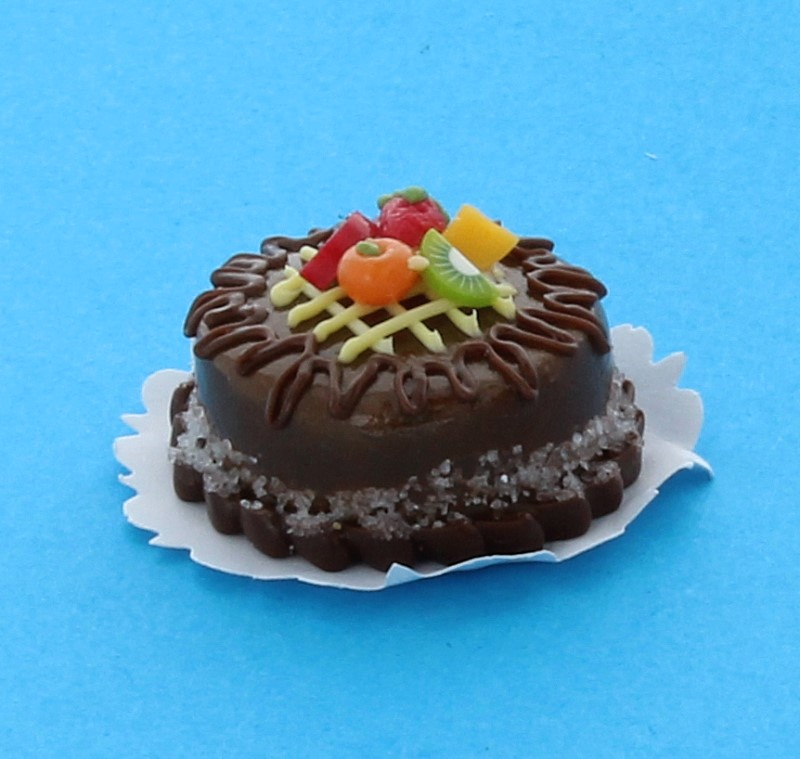 Sm0018 - Gâteau au chocolat