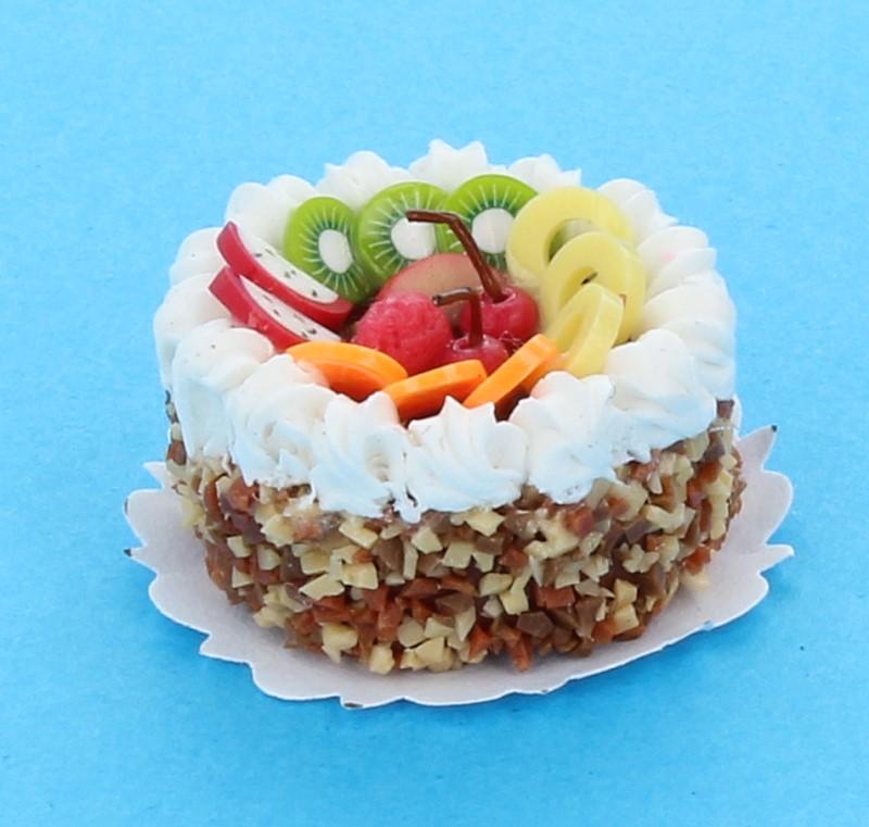 Sm0024 - Gâteau aux fruits