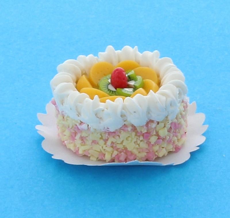 Sm0068 - Gâteau aux fruits