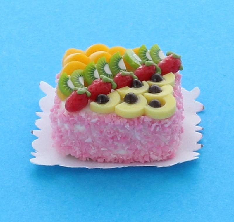 Sm0098 - Gâteau aux fruits