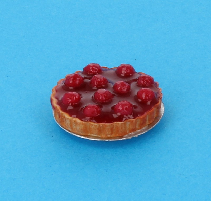 Sm0914 - Tartelette con bacche rosse