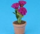 Sm4746 - Maceta con flores