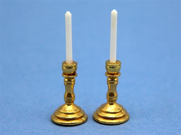 Tc0158 - Candlestick holders