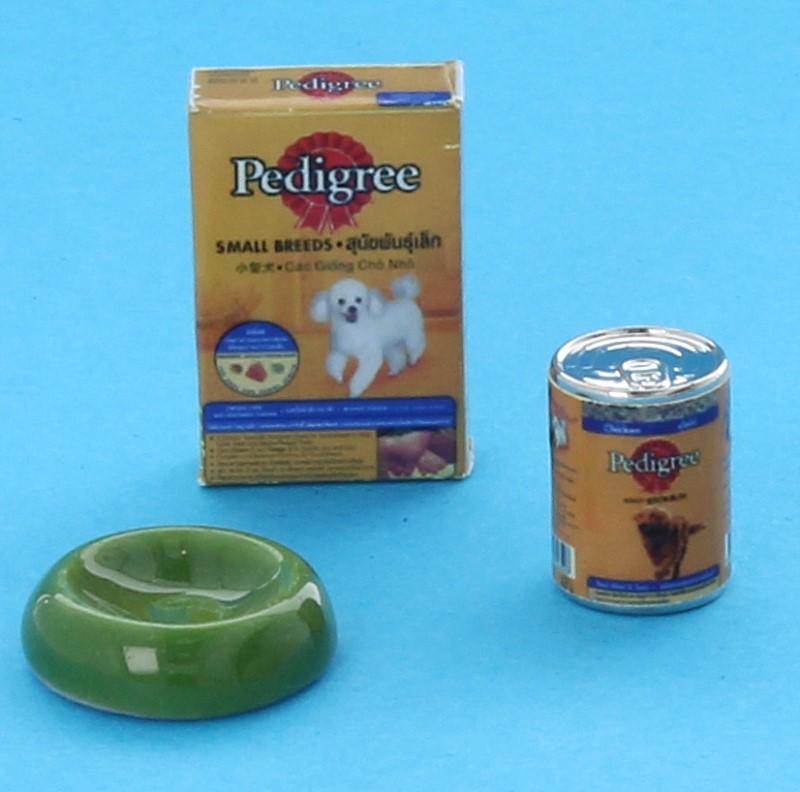 Tc0811 - Nourriture pour chien