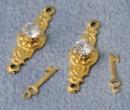 Tc1385 - Diamond door handle