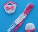 Tc1627 - Set ropa rosa