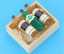 Tc1677 - Caja con botellas