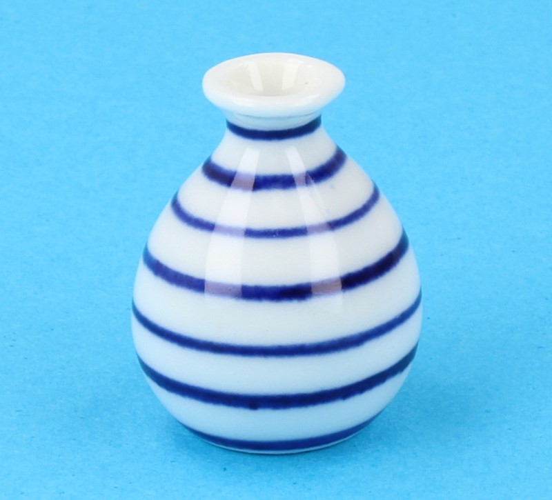 Cw0591 - Vase rayé