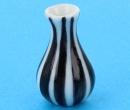 Cw0592 - Vase rayé