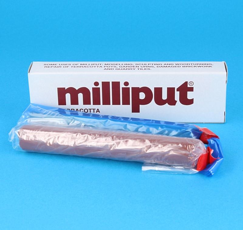 Dr27705 - Milliput terre cuite