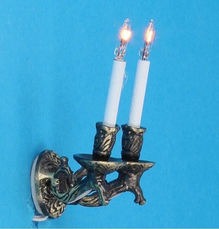 Lp0163 - Lamp 2 long candles