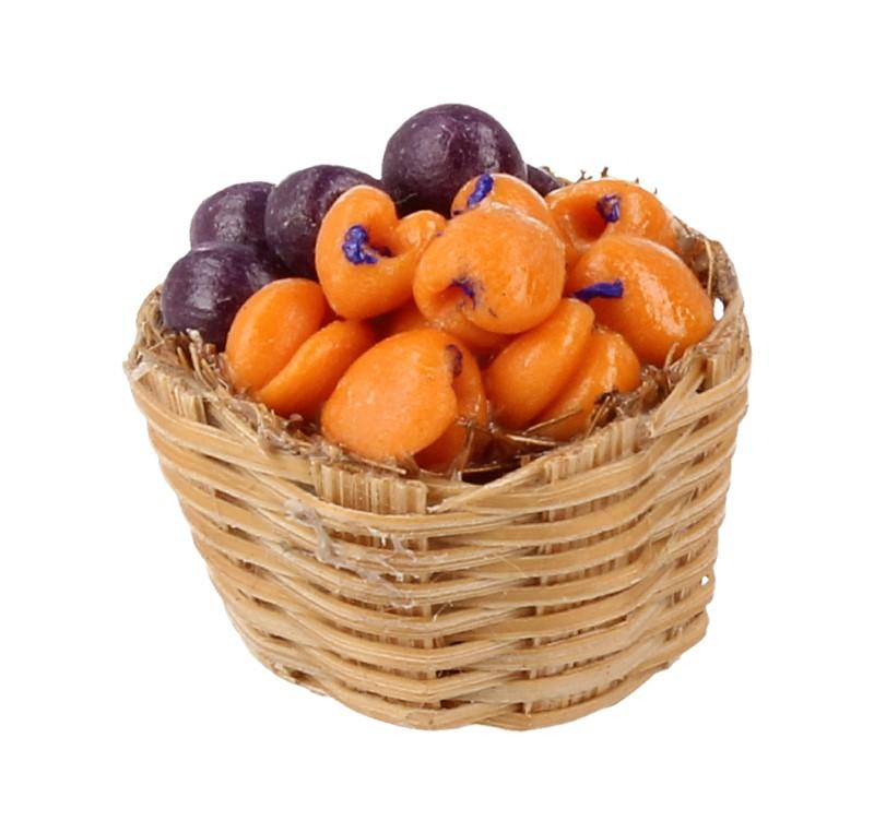 Sb0003 - Corbeille de fruits